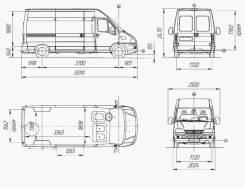 Peugeot Boxer. Продам Пежо Боксер 2.8 HDI, 2 800куб. см., 1 500кг., 4x2