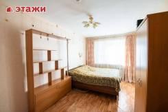 1-комнатная, улица Адмирала Смирнова 16. Снеговая падь, проверенное агентство, 36кв.м. Интерьер