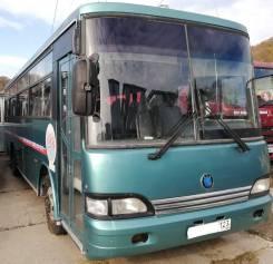 Kia Cosmos. Автобус KIA Cosmos, 30 мест