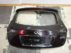 Дверь багажника. Infiniti EX35, J50 Infiniti EX37, J50 Infiniti EX25, J50 Infiniti QX50, J50 VQ35HR
