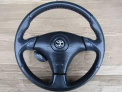 Руль. Toyota: Corolla Spacio, Vitz, Sprinter Trueno, Echo, Corolla, Yaris Verso, Sprinter Marino, Probox, Funcargo, Sprinter, Celica, Carina, Yaris, E...