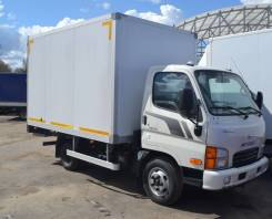 Hyundai HD35 City. HD-35City фургон сэндвич панели 50 мм (3.52.22.15), АМЗ, 2 500 куб. см., 990 кг., 4x2