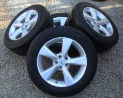 """Колёса с шинами =Lexus RX= R18! Прекрасное состояние! (№ 82773). 7.5x18"""" 5x114.30 ET35"""