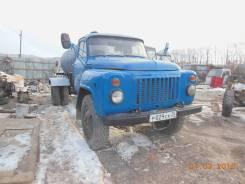 ГАЗ 53. Газ-53, 4 500куб. см., 4 000кг., 4x2