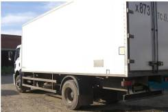Ford Cargo. Продам в отличном состоянии, 7 330куб. см., 7 500кг., 4x2