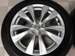 """Nissan. 8.0x18"""", 5x114.30, ET43, ЦО 66,1мм."""