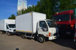 Hyundai HD35 City. HD-35City фургон сэндвич панели 80 мм (3.5*2.2*2.015), ЦТТМ, 2 500 куб. см., 990 кг., 4x2