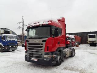 Scania G. 420 тягач Скания Джи 2011 год выпуска, 11 705куб. см., 20 000кг., 4x2