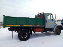 ЗИЛ. ЗиЛ Колхозник, 6 000куб. см., 5 000кг., 4x2