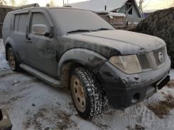 Nissan Pathfinder. R51, YD25