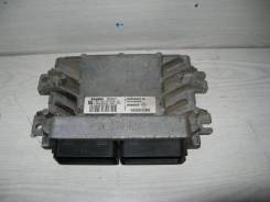 Блок управления двс. Renault Symbol, LB Двигатель K4J