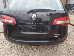 Крышка багажника. Renault Koleos, HY0 Двигатели: 2TR, M9R, MR20, QR25