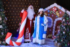 Дед Мороз и Снегурочка Находка на дом, в детский сад, школу, корпоратив