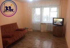 1-комнатная, улица Адмирала Юмашева 16г. Баляева, агентство, 36кв.м. Комната