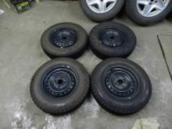 """Bridgestone 155/80/13. x13"""" 4x100.00 ЦО 54,1мм."""