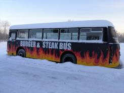 ЛАЗ. Автобус для организации точки питания или бытовки, исправен на ходу
