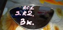 Стекло зеркала. Subaru R2, RC1, RC2 Subaru R1, RJ1, RJ2 Двигатели: EN07, EN07D, EN07E, EN07X