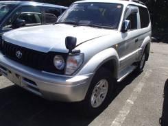 Зеркало заднего вида на крыло. Toyota Land Cruiser Prado, KDJ90W, KDJ95W, KZJ90W, KZJ95W, RZJ90W, RZJ95W, VZJ90W, VZJ95W Двигатели: 1KDFTV, 1KZTE, 3RZ...