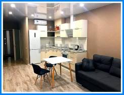 2-комнатная, улица Авраменко 2б. Эгершельд, агентство, 60кв.м.