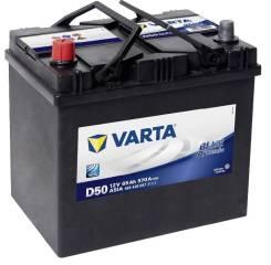 Varta. 65А.ч., Прямая (правое), производство Европа