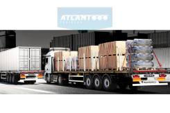 Kassbohrer. Полуприцеп платформа SPS с фитингами для контейнеров, 36 000кг. Под заказ