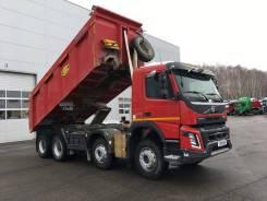Volvo. Самосвал FMX 8х4 2017 года, 12 800куб. см., 31 600кг., 8x4
