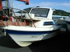 Yamaha Fish 17. длина 5,20м., двигатель подвесной, 60,00л.с., бензин. Под заказ