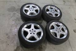 "Комплект колес R17 Mercedes-Benz. 7.5/8.5x17"" 5x112.00 ET37/34"