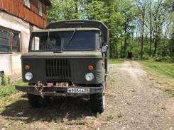 ГАЗ 66. Газ 66, 3 000куб. см., 5 000кг., 4x4