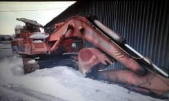 Кранэкс EK 270. Экскаватор гусеничный гидравлический ЕК 270