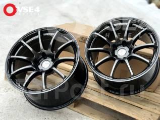 "Advan Racing RS. 9.0/10.0x18"", 5x114.30, ET25/25, ЦО 73,1мм."