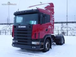 Scania R380. Седельный тягач , 10 640куб. см., 11 020кг., 4x2