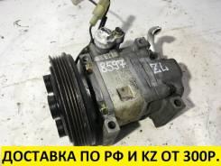 Компрессор кондиционера. Mazda: Familia, Training Car, Premacy, 626, 323, Capella Двигатели: ZLDE, ZLVE