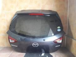 Продам 5я дверь Mazda Demio кузов DJ3FS 2015г.