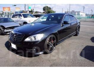 Mercedes-Benz S-Class. автомат, задний, 3.5, бензин, б/п, нет птс
