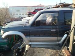 Кузов в сборе. Mitsubishi Pajero, V63W, V64W, V65W, V66W, V67W, V68W Двигатель 4D56T