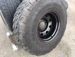 """Комплект грязевых колёс 315 75 R16 LT + выносные диски. 10.0x16"""" 6x139.70 ET-40 ЦО 110,1мм."""