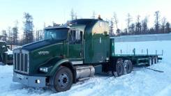 Kenworth T800. Продам грузовик Kenworth 2002 год! С полуприцепом маз 2006 год, 12 000куб. см., 50 000кг., 6x4
