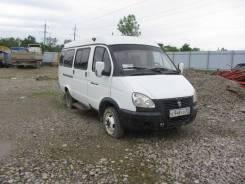 ГАЗ 32212. Газель пассажирская ГАЗ-32212, 12 мест