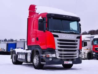 Scania R. Седельный тягач 400 2014 г/в, 12 740куб. см., 19 000кг., 4x2