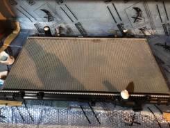 Радиатор охлаждения двигателя. Toyota Aristo, JZS161 2JZGTE