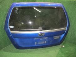 Дверь багажника (задняя дверь) 02С для Subaru Forester SG 2007г