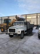 ГАЗ 3307. ГАЗ-САЗ, 4 250куб. см., 4 800кг., 4x2