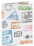 Обложка для паспорта ВДОПК4 DRIVER
