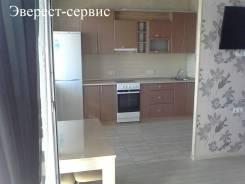1-комнатная, улица Тухачевского 30. БАМ, проверенное агентство, 46кв.м. Интерьер