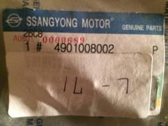 Тросик ручного тормоза. SsangYong Rexton, RJN, GAB Двигатели: G32D, D27DT, D27DTP, D20DTR, OM602
