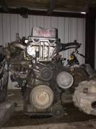 Двигатель Nissan KA24