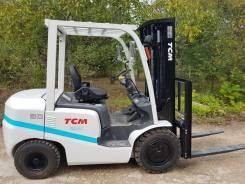 TCM FD30T3CZ. Продаётся погрузчик TCM(Япония) новый в Симферополе, 3 000кг., Дизельный, 0,70куб. м.