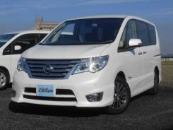 Nissan Serena. автомат, передний, 2.0 (147л.с.), бензин, б/п. Под заказ