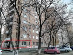 Первый этаж, отдельный вход, проходное место!. Проспект Народный 25, р-н Толстого (Буссе), 59кв.м. Дом снаружи